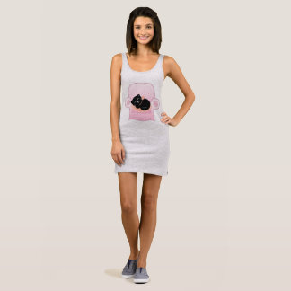 Kitten ladies SUMMER VINTAGE Dress