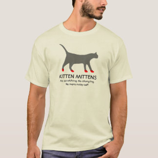 Kitten Mittens T-Shirt