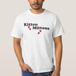 Kitten Mittons T-Shirt