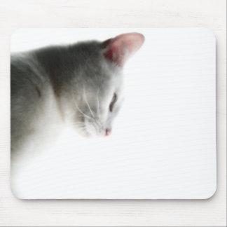 Kitten profile mouse pad