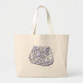Kitten Tshirts and Gifts 311 Jumbo Tote Bag
