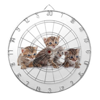 Kittens and more Kittens Dart Boards