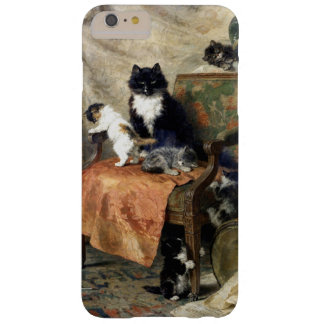 Kittens at Play Barely There iPhone 6 Plus Case