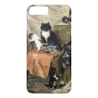 Kittens at Play iPhone 7 Plus Case