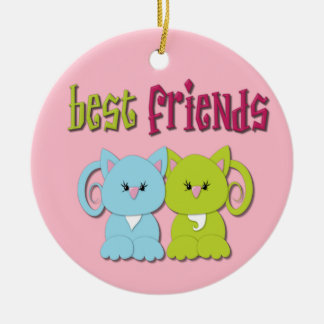 Kittens Best Friends Ornament