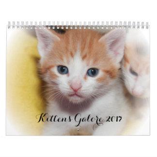 KITTENS GALORE 2017 CALENDAR
