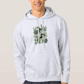 Kittens in the Wildflowers Hoodie