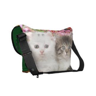 Kittens Messenger Bag