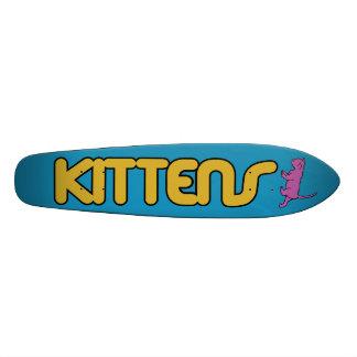 Kittens Old School Board Skateboard