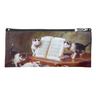 Kittens on the Keys Pencil Case