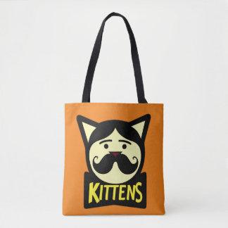 Kittens Tote Bag
