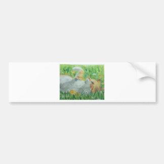 kittie_siesta bumper sticker