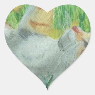 kittie_siesta heart sticker