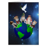 Kitties Around the World