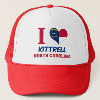 Kittrell, North Carolina Trucker Hat
