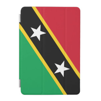 Kitts and Nevis Flag iPad Mini Cover