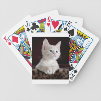 Kitty-6 Bicycle Playing Cards