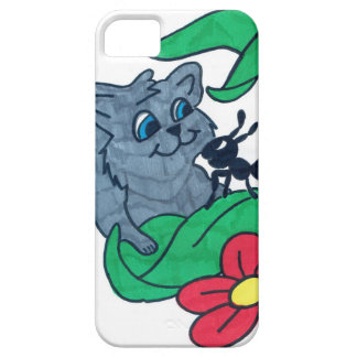 kitty and ant iPhone 5 covers