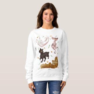 kitty bonanza sweatshirt