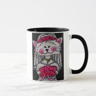 Kitty Bride To Be Mug