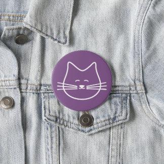 kitty cat button
