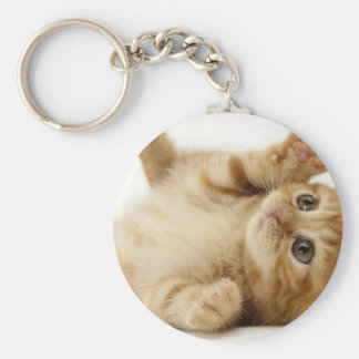 Kitty Cat Cute Item Keychain
