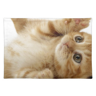 Kitty Cat Cute Item Placemat