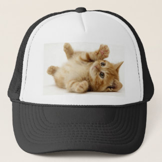 Kitty Cat Cute Item Trucker Hat