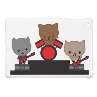 Kitty Cat Kawaii Band Case For The iPad Mini