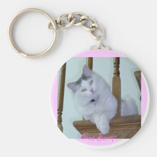 Kitty Cat Keychain