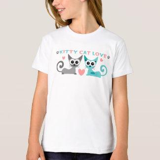Kitty Cat Love T-Shirt