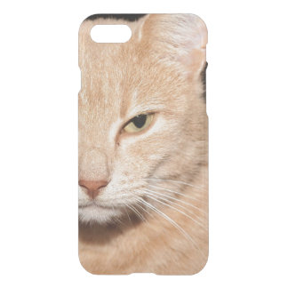 Kitty Cat Smile iPhone 7 Case