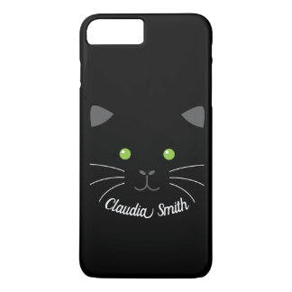 Kitty Face iPhone 8 Plus/7 Plus Case