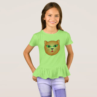 Kitty Face T-Shirt