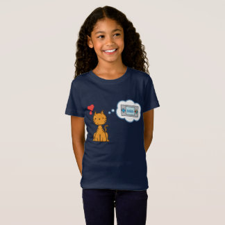Kitty Gamer T-Shirt