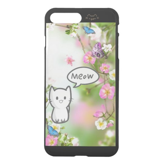 Kitty Garden iPhone 8 Plus/7 Plus Case