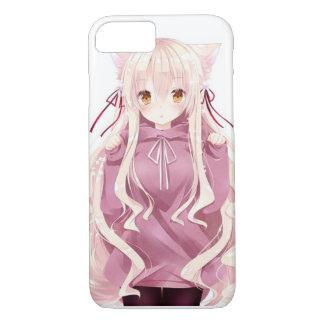 Kitty Girl iPhone 8/7 Case