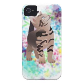 Kitty Heart Aqua gifts iPhone 4 Cover