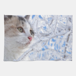 Kitty Ice Queen Towels