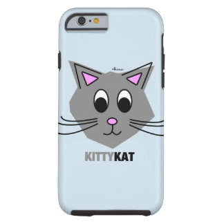 Kitty Kat - iPhone 6 Cover