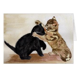 Kitty Kats Card