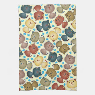 Kitty Kats Kitchen Towel