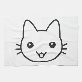 Kitty Kitchen Towel
