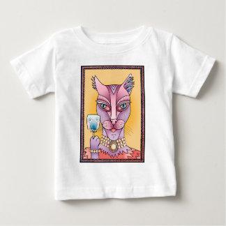 Kitty Lollipop Baby T-Shirt