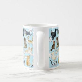 Kitty Mewsings Mug