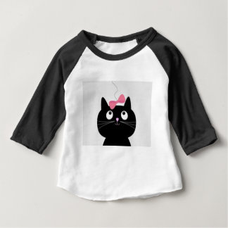 Kitty Mimpkins Baby T-Shirt