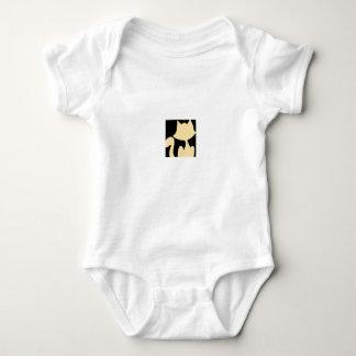 """Kitty Moo """"Bling"""" Design Baby Bodysuit"""