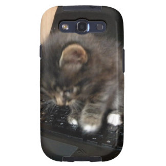 Kitty Mouse Samsung Galaxy S3 Case