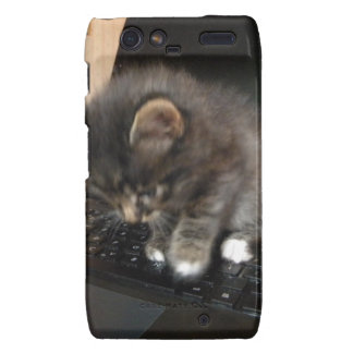 Kitty Mouse Droid RAZR Covers