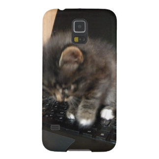 Kitty Mouse Galaxy S5 Cases